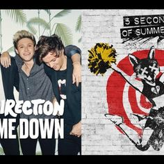 ▶ Drag Me Down - She's Kinda Hot (One Direction & 5 Seconds Of Summer) | Yeisimar Manotas | One Direction | 5 Seconds of Summer | Legitmix - Remixes of the music you love