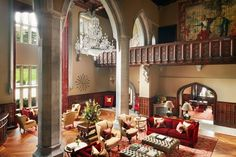 Christmas in Ireland is magical, and these four getaways are packed with perks, amenities, and luxurious destinations. Christmas In Ireland, Adare Manor, Calendar Home, Georgian Mansion, Christmas Getaways, Hotel Interiors, Hotel Reviews, Luxury, Destinations
