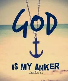 God is my anker Bible Qoutes, Jesus Quotes, Bible Scriptures, Me Quotes, I Love You God, Afrikaanse Quotes, Gods Timing, Faith Prayer, Daughter Of God