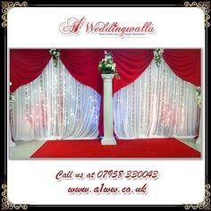 Decoration  A1 Weddingwalla is one of leading Asian Wedding Stage Decoration service provider in UK. For booking call us at 07958 330043 or visit www.a1ww.co.uk. #wedding #royalwedding #weddingreception #asianwedding #weddingfashion #weddingplanning #weddingdecoration #weddingideas #weddingdecor #weddingstages #weddingideas2015 #Marriage #WeddingCeremony #stagedecoration
