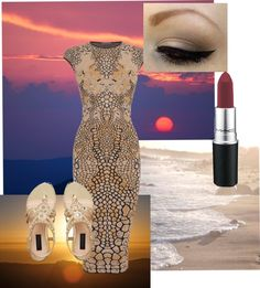 """Not a Queen, a Khaleesi"" by misskaylakitty ❤ liked on Polyvore"