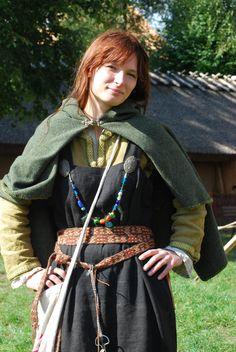 Viking woman by ~weavedmagic on deviantART