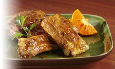 Costillas de cerdo en salsa de mandarina Recetas – PRONACA Procesadora Nacional de Alimentos