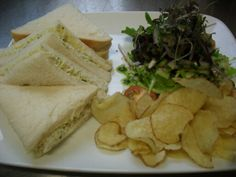 #Cornish crab sandwich