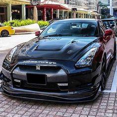 Fabulous #NissanSkyline #GTR R35 www.asautoparts.com