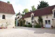The Most Enchanting French Manor | ZsaZsa Bellagio - Like No Other