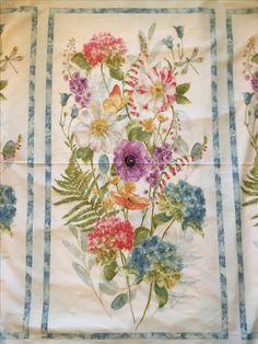 Rainbow Seeds Panel - Wilmington Prints