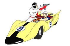 # 33 Racer X's Shooting Star