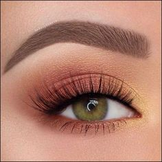 (Anzeige) Sunset Eyes Anastasia Beverlyhills soft hacks for teens girl should know acne eyeliner for hair makeup skincare Makeup Eye Looks, Cute Makeup, Simple Makeup, Skin Makeup, Eyeshadow Makeup, Easy Makeup, Eyeshadow Palette, Golden Eyeshadow, Makeup Brushes