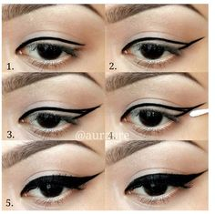 We all know that there are different techniques for putting on eyeliner, some are hard, some are...