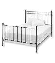 Love this iron bed from LL Bean