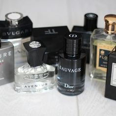 The Best Smelling Fragrances For Men On Valentines Day More great information on top perfumes and fragrances from the worlds top brands, all genuine, No Knock offs. Best Perfume For Men, Best Fragrance For Men, Best Fragrances, Perfume And Cologne, Perfume Bottles, Men's Cologne, Valentines Day For Men, Perfume Display, Dior