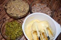 salata-de-ciuperci-cu-macrou-afumat-si-maioneza-1 Guacamole, Mexican, Eggs, Breakfast, Ethnic Recipes, Food, Salads, Egg, Hoods