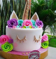 Kylie's 1st birthday
