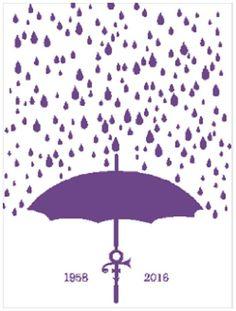 Prince's Purple Rain Written Graph   Craftsy