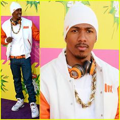 Nick Cannon #tca