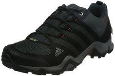 Adidas Trekkinghalbschuhe wasserdicht, atmungsaktiv GORE-TEX Futter mit  EVA-Zwischensohle = adidas AX 2.0 GTX, Herren Trekking- & Wanderhalbschuhe, G... https://www.amazon.de/dp/B00HUWZHBI/ref=cm_sw_r_pi_dp_x_G0r3xbQPFM2YZ