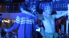 NKOTB Cruise 2013 - Comfy & Cozy Night - YouTube...why do I love this so much?