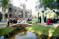 A Distinctive Dozen of Denver's Most Unique Wedding Venues // Dunafon Castle