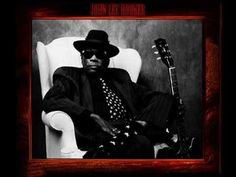 "Boom Boom! - John Lee Hooker | ‎""I like that baby talk. I like it like that, you talk like that...you knock me dead!"""