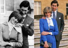 El 24 de febrero de 1981 Buckingham anunció la futura boda de Carlos de Inglaterra con la elegida para ser su compañera, Diana Spencer