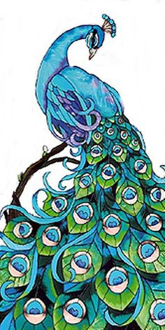 Peacock. In Buddhist mythology, the peacock takes on other people's pain and suffering.