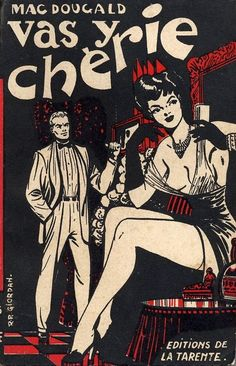 French pulp, 1940's