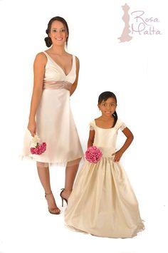 Vestidos de fiesta  Rosa Malta  Alquiler de vestidos de Gala