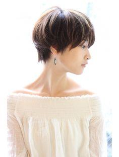 レウナ 外苑前(Reuna) 【30代40代】オトナ女性に人気ショートスタイル