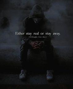 Stay real or stay away. via (https://ift.tt/2sMjm07)
