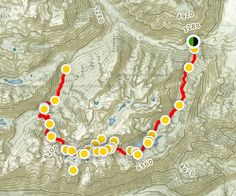 Enchantment Lakes | Places I Have Hiked | Pinterest | Trail maps ...