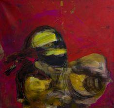 """Samurai Chiaki"" 100 x 100 cm Contemporary Art, Original Artwork, Painting on canvas, Abstract Painting, Art office decor, Wall decor, Wall art, Art, Collage, Painting Art, Art Art, Office Decor, Samurai, Original Artwork, Contemporary Art, Wall Decor, Abstract"