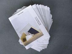 Plata Laus 2013 | Elemento de promoción o autopromoción |  Título: An incomplete map of a time fragment - Folch Studio's newspaper |  Autor: Folch Studio |  Cliente: Folch Studio