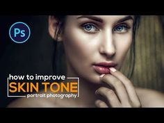 How to improve skin tone of Portrait Photography by using Photoshop - Tutorial Photoshop cc Photoshop Youtube, Photoshop Tutorial, Photoshop Actions, Photoshop Course, Adobe Photoshop, Photoshop For Photographers, Photoshop Photography, Portrait Photography, Creative Photography