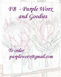 Wood Canvas, Purple, Purple Stuff, Tree Canvas