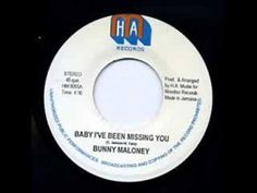 Bunny Maloney - Baby I've Been Missing You - YouTube Vinyl Record Art, Vinyl Records, Calypso Music, Reggae Music Videos, Better Love, You Youtube, Dance Music, Miss You, Love Songs