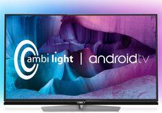Televizor LED Smart Android Philips 49PUS7150/12 cu diagonala de 123 cm si rezolutia 4K Ultra HD, afla pretul si vezi efertele, citeste review si pareri.