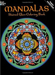 Mandalas Stained Glass Coloring Book (Dover Design Stained Glass Coloring Book) by Marty Noble http://www.amazon.com/dp/0486441350/ref=cm_sw_r_pi_dp_LePgwb0Y289NZ