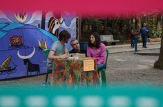 Atividade gratuita e cheia de poesia faz parte da programação do Circuito Municipal de Cultura