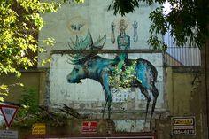 moose Moose   Buenos Aires Street Art