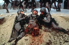 starship troopers cast - Google Search
