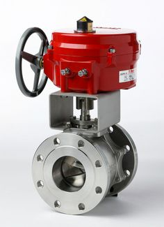 The Flow-Tek V-Control ball valve is offered for pneumatic, electro-pneumatic, and electric actuation. The V-Control model exceeds Class VI with bubble-tight shut-off and zero leakage. The many features of the V-Control model include the capacity to function with fluids containing fibers and solids. The V-Control is ideal for steam and temperature control. Please call us at 800-999-9308 or visit our website at http://www.dacriswell.com/brayvalves.html .