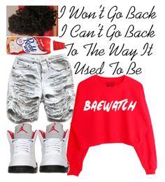 """Back~~"" by ja-la ❤ liked on Polyvore"