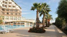 Hotel Saturn Palace, Lara, Antalya, Turcia Antalya, Hotels And Resorts, Best Hotels, Places Ive Been, Palace, Coast, Mansions, House Styles, World