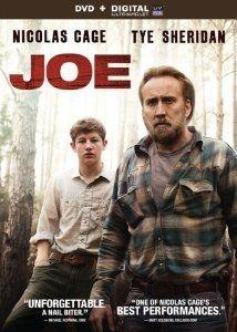 Rent #Joe movie with #NicolasCage and #TyeSheridan