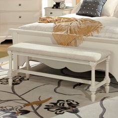 153 Best Bedroom Benches images | Bedroom benches, Bench furniture ...