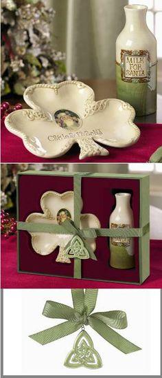 Irish Cookies for Santa gift set.  MUST HAVE.  $29.99