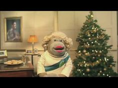 A Little Good Cheer for Christmas | PGTips monkey's Christmas Message