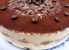Csiperke blogja: Tiramisu torta