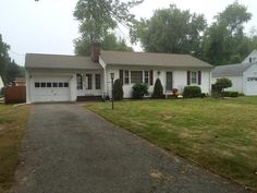 OPEN HOUSE 10/3/15- Ranch home for sale at 119 Maple Rd, Longmeadow, MA   Western MA Real Estate - Homes for Sale - Home Search in Western Mass